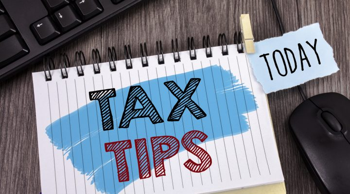 Storing Your Tax Records